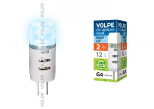Volpe LED-JC-2W/NW/G4/FR/S картон